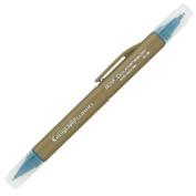 Itoya Doubleheader Calligraphy Marker aquamarine
