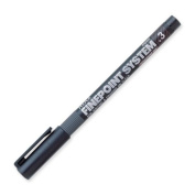 Itoya Finepoint System Pen 0.3 mm black