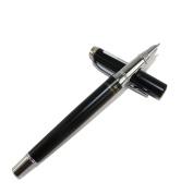 Fashion student art fountain pen Chen Guang 43601 black