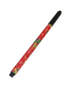 Akashiya Koto-Japanese Brush Pen With Beautiful Pattern-
