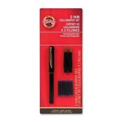 Koh-I-Noor Calligraphy Pen Set - Barrel Colour