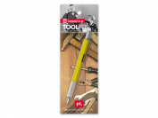 Present Time Ballpoint Tool Pen with Water Level and Screwdriver