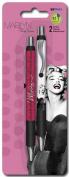 InkWorks Marilyn Monroe Gel Pens