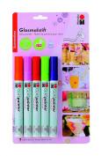 Marabu Glas Summer Time Painter Assortment [Office Product]