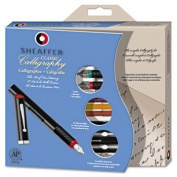 Calligraphy Pen Set, Maxi Kit, 4 Nibs