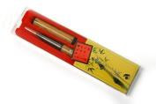 Akashiya Bamboo Body Brush Pen - Natural Body