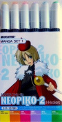 Neopiko-2 Manga Set-1