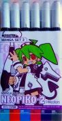 Neopiko-2 Manga Set-3
