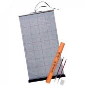 [Choice] India ink calligraphy Suihitsu also Hanshi water write calligraphy set I do not need! fresh sheet with original set AKI (2 pieces of fresh-keeping bag)