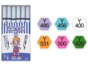 NEOPIKO3 Smoky 24 Colour Set