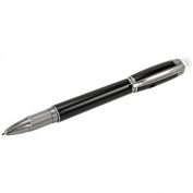 Mont Blanc StarWalker Resin Fineliner, Midnight Black
