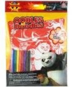 Kung Fu Panda 2 Oodles of Doodles