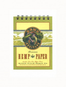 Hemp Heritage Sketch Book, 7.6cm x 10cm