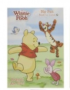 Disney's Winnie the Pooh Colouring Book 96 Page