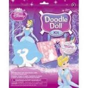 Disney Pricess - Cinderella Doodle Doll
