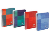 Clairefontaine Wirebound Book 4.25X6.75 Ruled