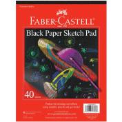Black Paper Pad 23cm X 30cm