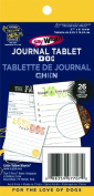Journal Tablet - Dog