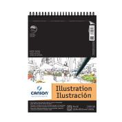 Canson Artist Series Illustration Pad 9X12
