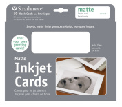 Strathmore Digital Photo Cards matte finish