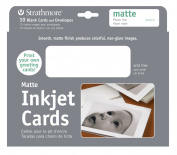 Strathmore Digital Photo Cards matte finish
