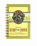 Hemp Heritage Sketch Book, 11cm x 17cm