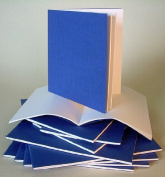 Soft Cover Sketchbook- Blue Cover 20cm x 23cm
