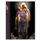 """Forgiven"" By Thomas Blackshear Spiral Bound Journal"
