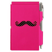 Wellspring Flip Notes moustache each