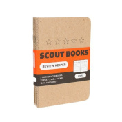 Scout Books Review Keeper Notebook 3 Pack