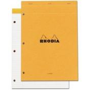 Rhodia Classic Org Pad 8.25X11.75 Lined WM