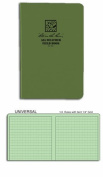 Rite in the Rain All - Weather Tactical Field Book Green