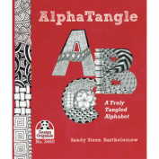 Design Originals Alpha Tangle Bk
