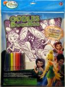 Disney Fairies Oodles of Doodles