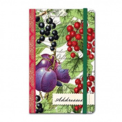Michel Design Works Naturalist's Library Address Book