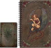 """Eagle Winged Fairy"" Journal / Notebook / Sketchbook"