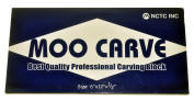 MOO Carve Block 6 by 30cm by 1.3cm , Stamp Carving and Printmaking