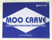 MOO Carve Block 23cm by 30cm by 1.3cm , Stamp Carving and Printmaking
