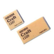 Prang Craft Gum Eraser #31109 12/bx