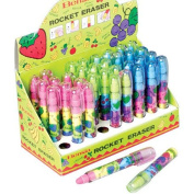 US Toy Company LM137 Scent Erasers - 36 - Bx