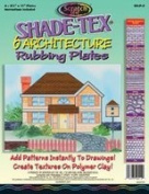Scratch Art Shade-Tex® Rubbing Plates architecture set