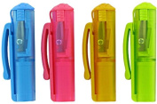Kum 347.04.24 Pop D Cap Sharpener, Colours Vary