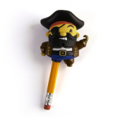 Gama Go Peg Leg Pirate Pencil Sharpener