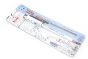 Kum 339.07.22 Tip Top Plastic Scribble Protector Cap Sharpener