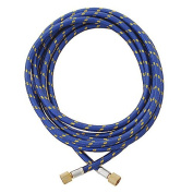 10' Braided Airbrush Air Hose 0.3cm - 0.3cm BSP