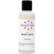 Badger Air-Brush Company AC-526 Americolor Amerimist 120ml Edible Airbrush Ready Food Colour, Bright White