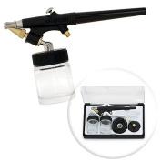 Single-action 22cc Syphon-feed Airbrush Set - 0.8mm Nozzle