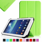 Fintie Samsung Galaxy Tab 3 Lite 7.0 Slim Shell Case Cover - Ultra Slim Lightweight Stand for SM-T110 WI-FI and SM-T111 3G