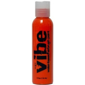 30ml Fluorescent Orange Vibe Face Paint Water Based Airbrush Makeup