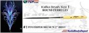 Pinstriping/Pinstripe Brush #1 STEVE KAFKA Airbrush/Air